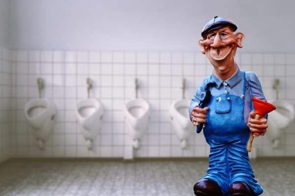 Comment déboucher des toilettes?