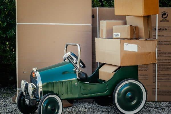 Trois astuces pour déménager sans se blesser