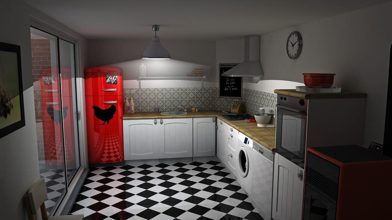 Quelles couleurs choisir pour avoir une cuisine radieuse ?